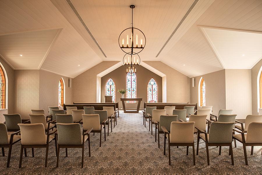 DUral Chapel